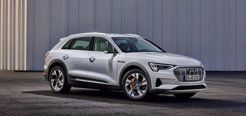 Audi e-tron 8% bijtelling